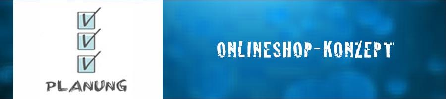 Onlineshop-Konzept