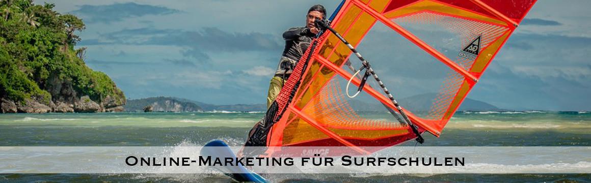 Casestudy über Online-Marketing Maßnahmen für eine Surfschule
