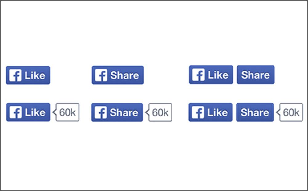Like oder Share – wo ist der Unterschied?